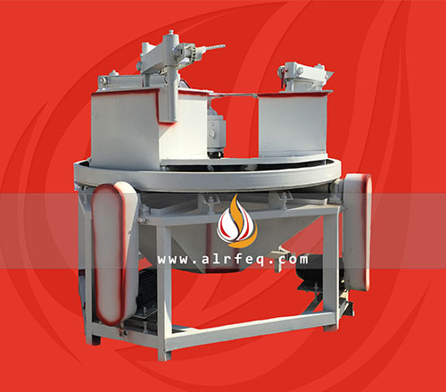 الرفيق | Circular Sawdust Machine from Alrfeq