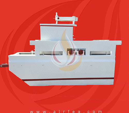الرفيق | Sawdust mechanical machine from Alrfeq